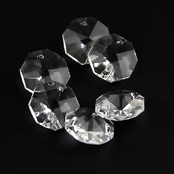 Kristalli K9 Kahdeksankulmio Kirkas äkki