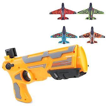 Ensemble de jouets Foam Airplane Shooter