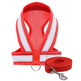 Dog Harness And Leash Set For Puppy Small Dogs