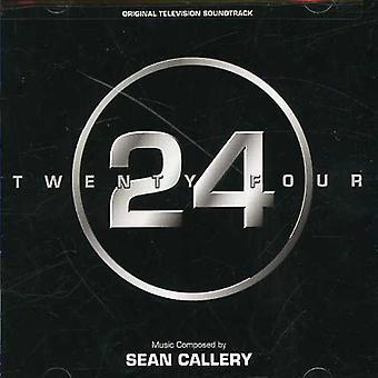 Sean Callery - 24 [Original Television Soundtrack] [CD] USA import