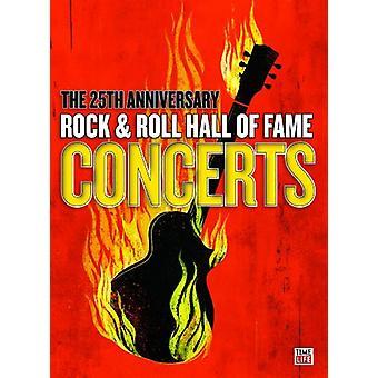 importare 25th anniversary & Roll Hall of Fame concerti Rock [DVD] Stati Uniti d'America