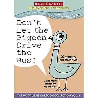 No dejes que la paloma en coche el autobús [DVD] USA importar