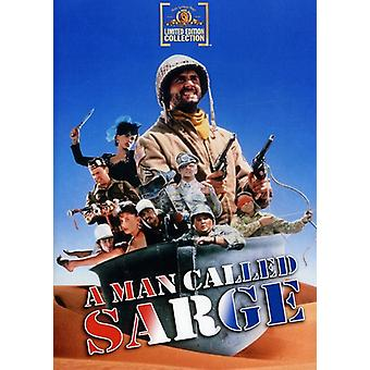 Mannen heter Sarge [DVD] USA import