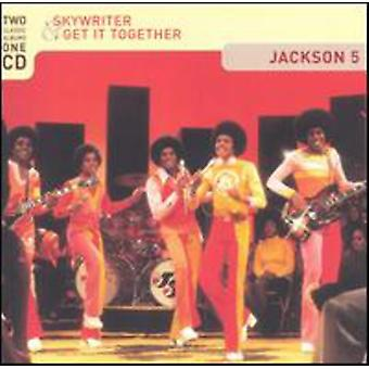 Jackson 5 - Skywriter/Get It Together [CD] USA import