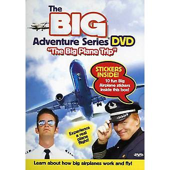Big Plane Trip [DVD] USA import