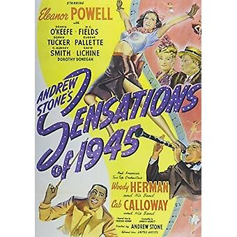 Förnimmelser av 1945 [DVD] USA import