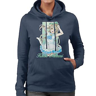 Kotori Minami Love Live School Idol Project Music Women's Hooded Sweatshirt