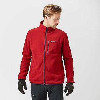 New Berghaus Men's Fortrose 2.0 Fleece Red/Blue
