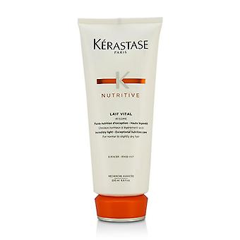 Kerastase Nutritive Lait Vital Incredibly Light - Exceptional Nutrition Care (for Normal To Slightly Dry Hair) - 200ml/6.8oz