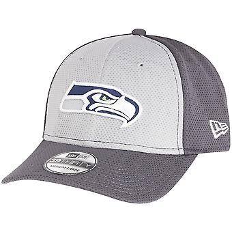 New era 39Thirty Cap - NFL Seattle Seahawks graphite