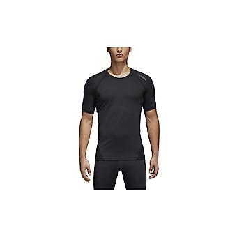 アディダス Alphaskin CF7235 普遍的なすべての年の男性 t シャツ