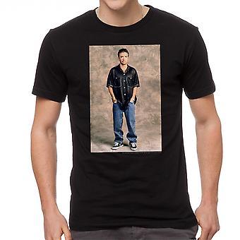 Married With Children Bud Bundy Men's Black T-shirt