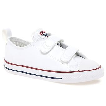 Converse 2V Boys Infant Leather Shoes