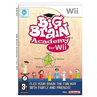 Big Brain Academy (Wii)-nieuw