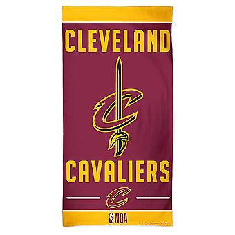 Wincraft NBA-Cleveland Cavaliers strand handdoek 150x75cm