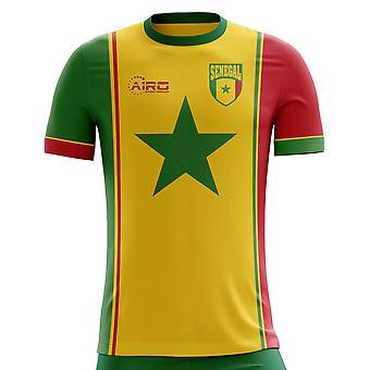 2018-2019 Senegal tredje konceptet fotbollströja (Kids)