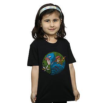 Vincent Trinidad Mädchen in das giftige Dschungel T-Shirt