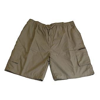 D555 Nick Cargo Shorts with Shaped Leg Pocket