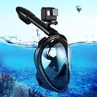 PULUZ complete SET underwater diving mask snorkel equipment holiday for GoPro HERO5 / 4 / 3 + / 3 / 2 / 1