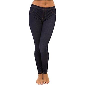 Ladies Stretch Jeggings, Various Colours & Sizes