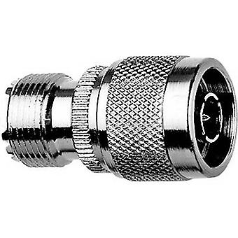 Telegärtner J01043A0832 Coax adapter UHF socket - N plug 1 pc(s)