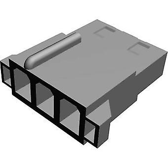 Cabina de TE conectividad conector - cable MATE-N-LOK número de espaciamiento de pernos 3 contacto: 5,08 mm 1-480303-0 1 PC