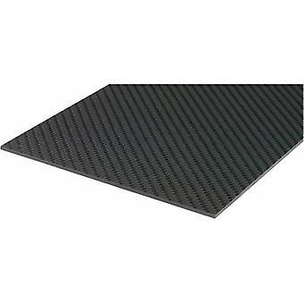 Prepeg carbon fibre Carbotec (L x W) 340 mm x 150 mm 1 mm