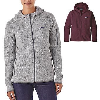 Patagonia women's better sweater Zip Hoodie
