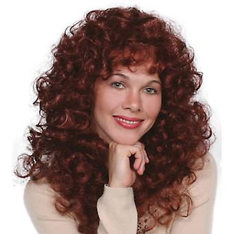 Fashion women medium wavy Delihla wig