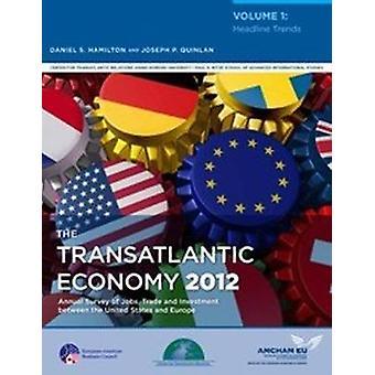 De transatlantische economie 2012 - stand-by-stand en land