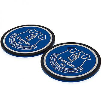 Everton FC Coaster Set (Pack Of 2)
