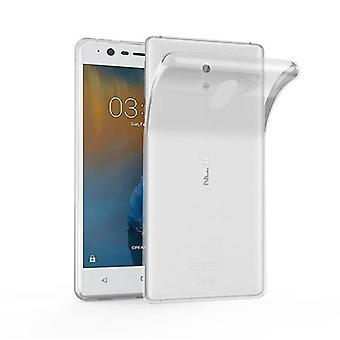 Case para Nokia 3 Flexível TPU Silicone Phone Case - Capa - ultra fino