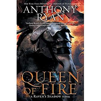 Queen of Fire (Raven's Shadow Novels)