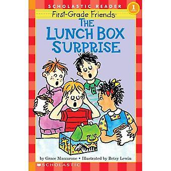De Lunch Box verrassing (eerste-Grade vrienden)