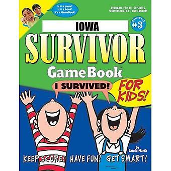 Iowa Survivor jeu Book #3