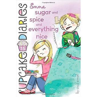Emma socker och krydda och allt trevligt