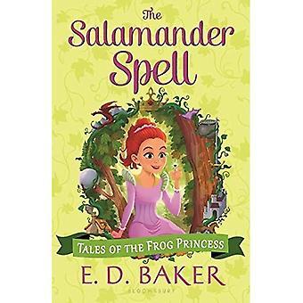 De Salamander Spell (Tales van de kikker prinses)