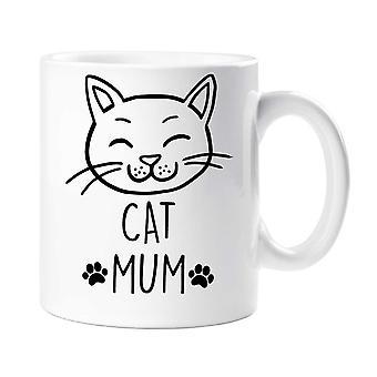 Cat Mum mugg