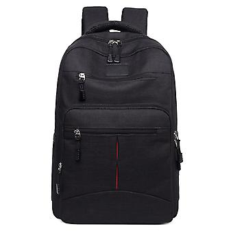 Medium and handy backpack-black