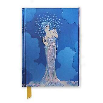 Erte Fantasia Foiled Journal par Created by Flame Tree