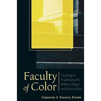 Faculty of Color by Stanley