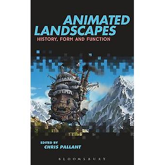 Animated Landscapes by Pallant & Chris