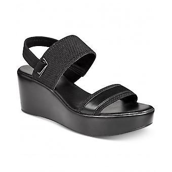 Alfani Womens Maybell Open teen ongedwongen Platform sandalen