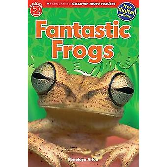 Fantastic Frogs by Penelope Arlon - 9780545572712 Book