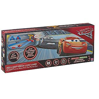 Voitures 3-piston Cup Racing garage Playset Toy