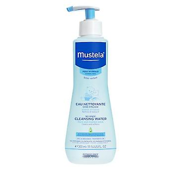 Mustela No-Rinse Cleansing Water 300ml (BLUE)