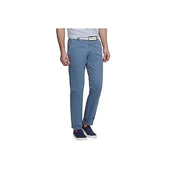 Meyer New York Casual Trouser Light Blue