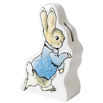 Beatrix Potter Peter Rabbit Running Money Bank