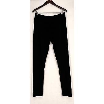Kate & Mallory Leggings XS Cut & Custom w/ 3 Hemline Choices Black A428690