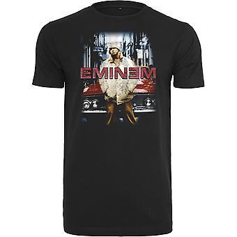 Merchcode Shirt - Eminem Retro Car Black